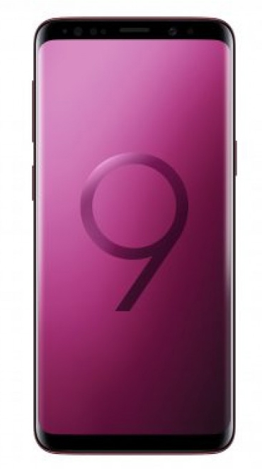 Смартфон Samsung Galaxy S9+ 64Gb Бургунди (SM-G965F)