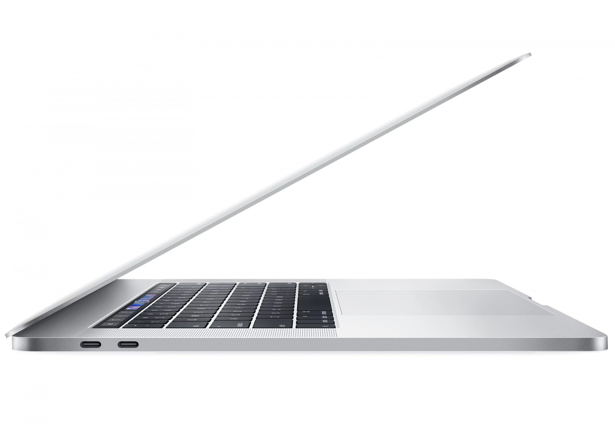 "Apple MacBook Pro 15"" 512Gb Silver (MV932) (Core i9 2,3 ГГц, 16 ГБ, 512 ГБ SSD, Radeon Pro 560X, Touch Bar)"