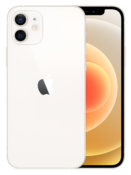 Смартфон Apple iPhone 12 64Gb White (MGJ63RU/A)