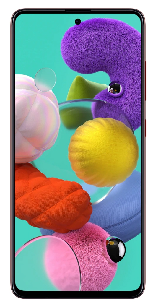 Смартфон Samsung Galaxy A51 128Gb Красный (SM-A515F)