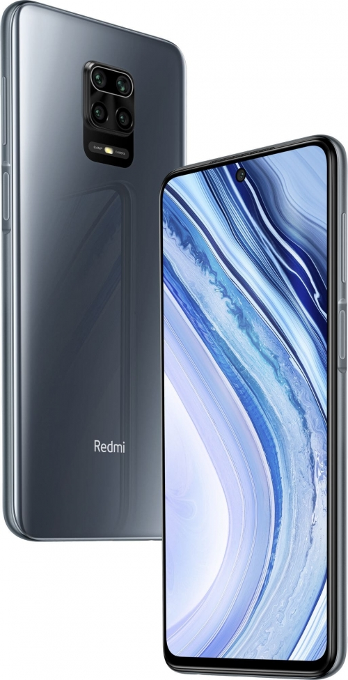 Смартфон Redmi Note 9 Pro 6/64Gb Grey Global Version