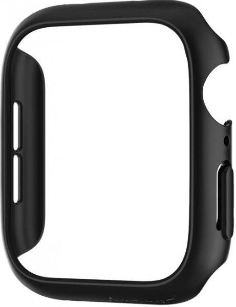 Чехол Spigen Thin Fit для Apple Watch 40mm , чёрный (061CS24484)