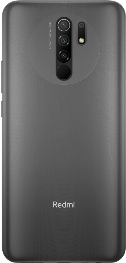 Смартфон Redmi 9 3/32Gb Carbon Grey Global (Без NFC)
