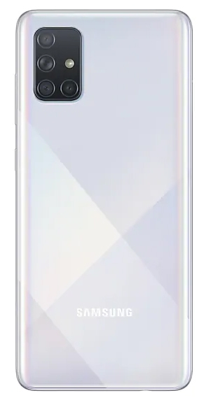 Смартфон Samsung Galaxy A71 128Gb Аура (SM-A715F)
