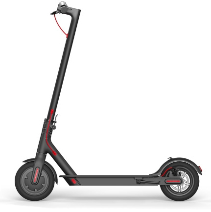 Электросамокат XiaoMi Mijia Electric Scooter (M365), чёрный