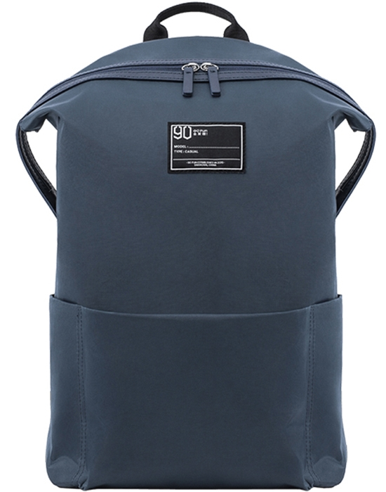 Рюкзак XiaoMi 90 Points Lecturer Casual Backpack Dark Blue
