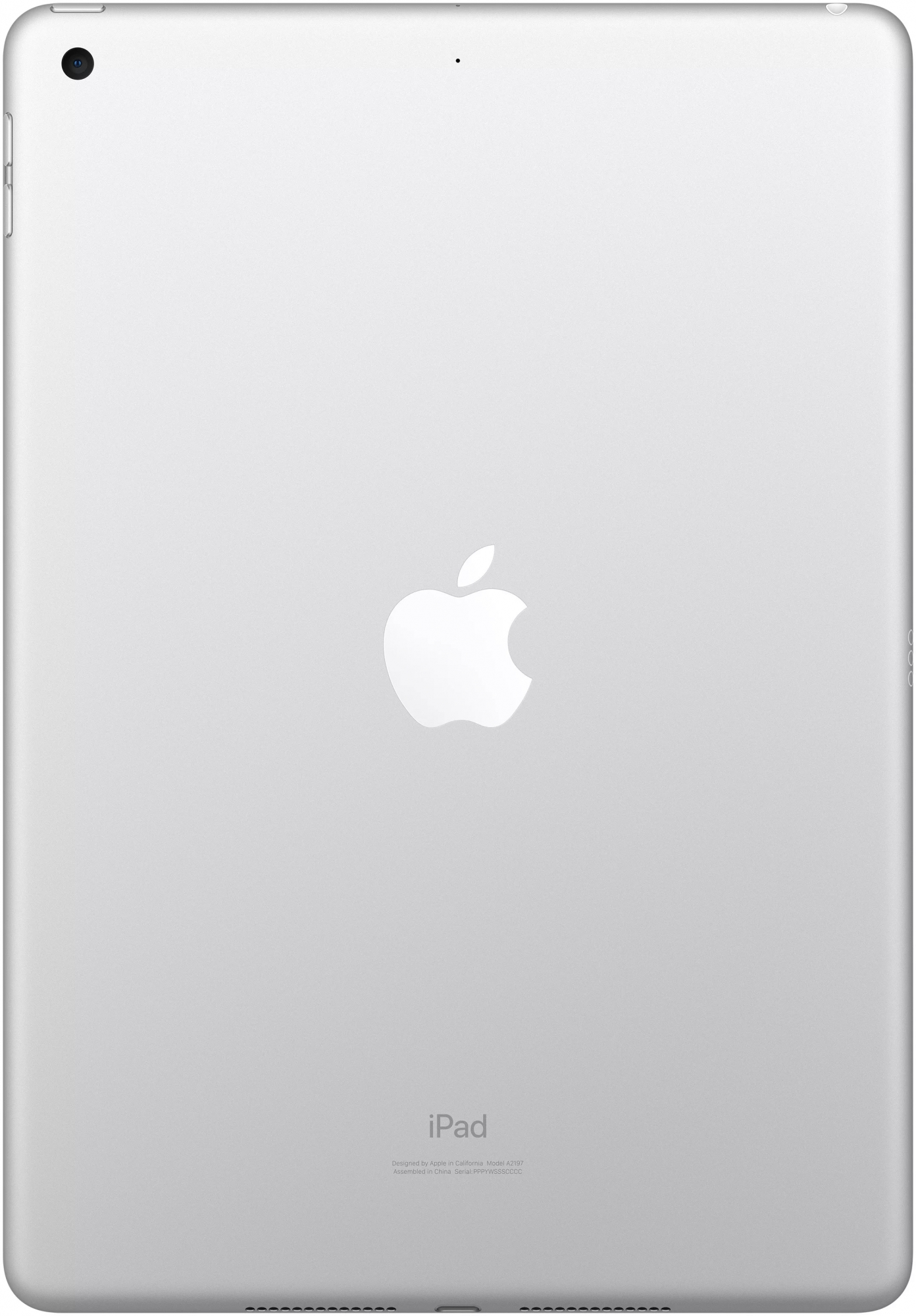 "Apple iPad 10,2"" Wi-Fi 32Gb Silver (MW752RU/A)"