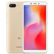 Смартфон XiaoMi Redmi 6 3/32Gb Gold Global Version