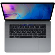 "Apple MacBook Pro 15"" 256Gb Space Gray (MV902) (Core i7 2,6 ГГц, 16 ГБ, 256 ГБ SSD, Radeon Pro 555X, Touch Bar)"
