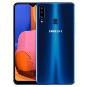 Смартфон Samsung Galaxy A20s 32Gb Синий (SM-A207F)