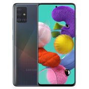 Смартфон Samsung Galaxy A51 64Gb Чёрный (SM-A515F)