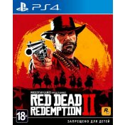 Игра Red Dead Redemption 2 для PlayStation 4