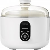 Мультиварка XiaoMi Qcooker Round Small Stew Electric Cooker White (CR-DZ01)