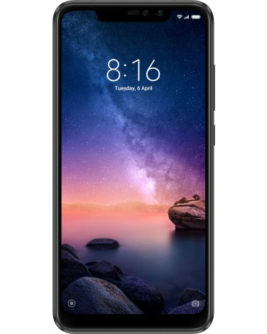 Смартфон XiaoMi Redmi Note 6 Pro 4/64Gb Black Global Version