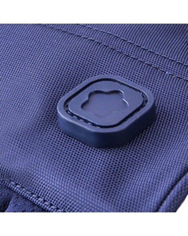 Рюкзак с органайзером XiaoMi Xiaoyang Small Student Backpack Blue