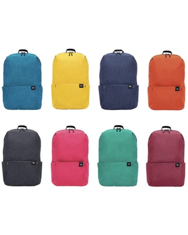 Рюкзак XiaoMi Mi Colorful Small Backpack, тёмно- синий