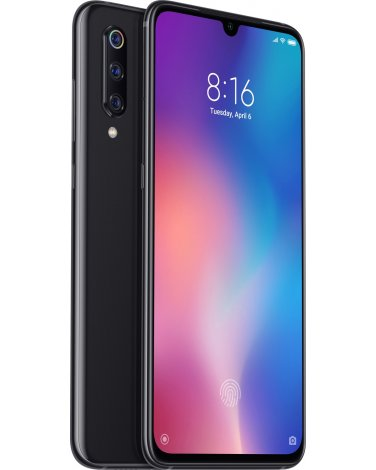 Смартфон XiaoMi Mi9 6/128Gb Piano Black Global Version