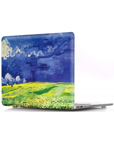 Накладка i-Blason Cover для MacBook Pro 13 Retina (Field Oil Painting)