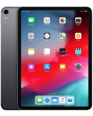 "Apple iPad Pro 11"" Wi-Fi + Cellular 256Gb Space Gray (MU102) (Уценённый товар)"