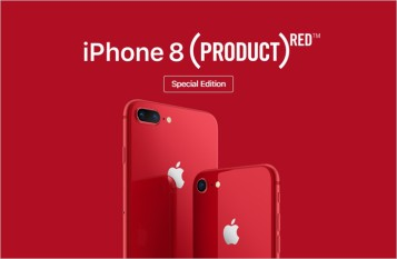 Apple iPhone 8/8 Plus (product) RED.