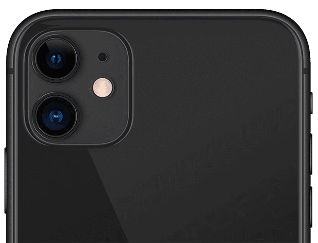 Смартфон Apple iPhone 11 64Gb Black (MHDA3RU/A) Новая комплектация