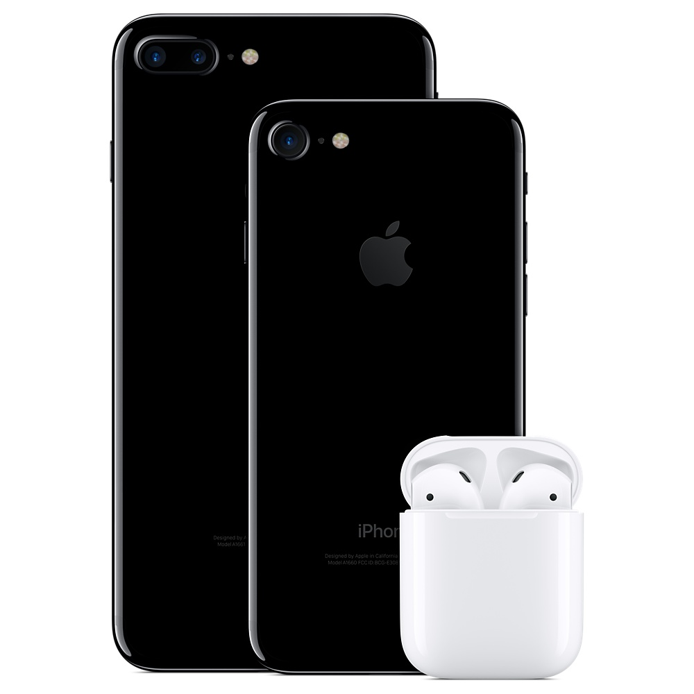 Наушники Apple AirPods для iPhone MMEF2ZEA