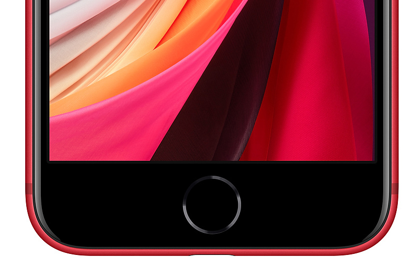 Смартфон Apple iPhone SE (2020) 128Gb Black