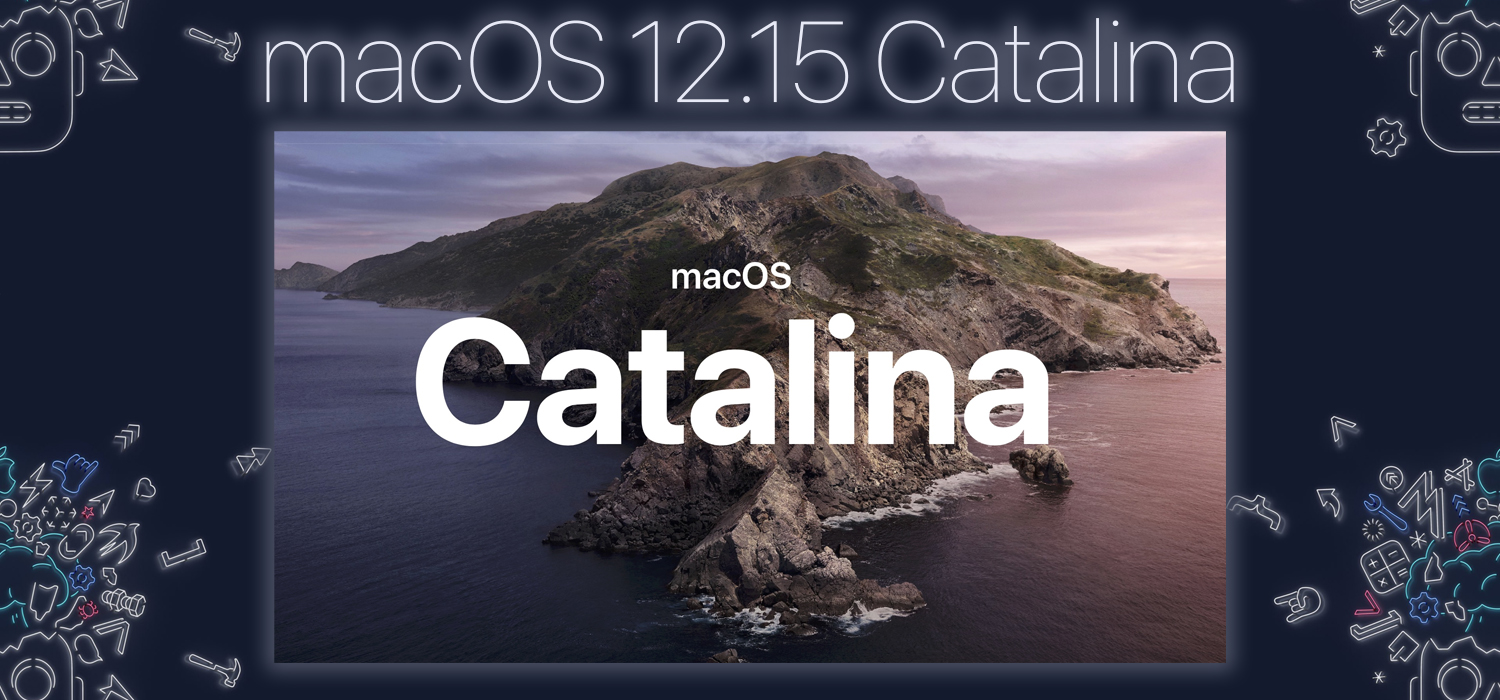 Apple macOS 12.15 Catalina