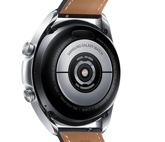 Samsung Galaxy Watch3 45 мм, Чёрные фото